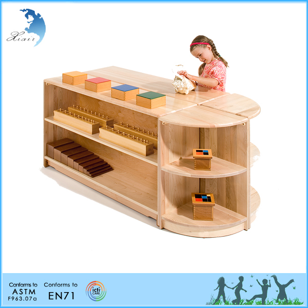 School Educational Wooden Furniture Sets Montessori Kindergartin Child Care Furniture Buy