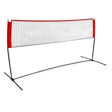 Portable Badminton , Volleyball, Tennis ,Net Set with Stand/Frame