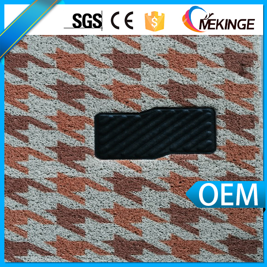 auto mat in roll 3d car mat material