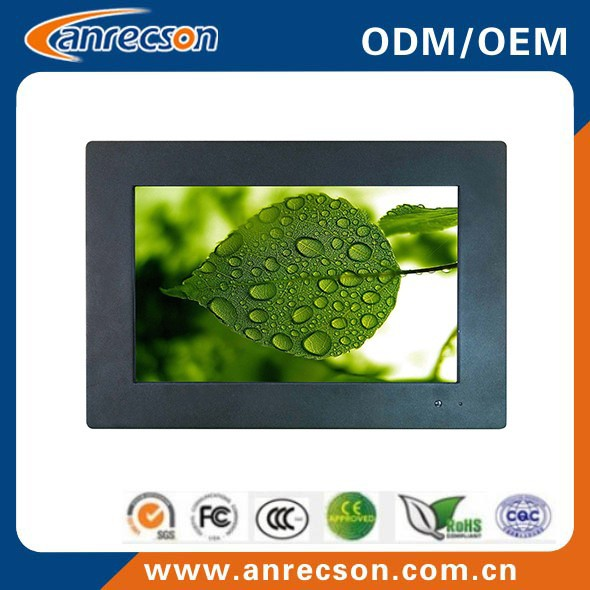 Medical 22 inch embedded flat screen touch screen monitor