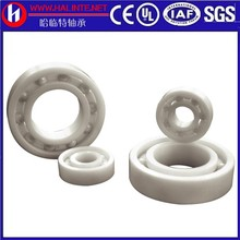 High precision low noise bearing 6204 zz bicycle ceramic ball bearing