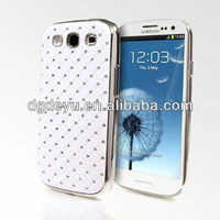 Unique design case for samsung galaxy i9300 s3 from China