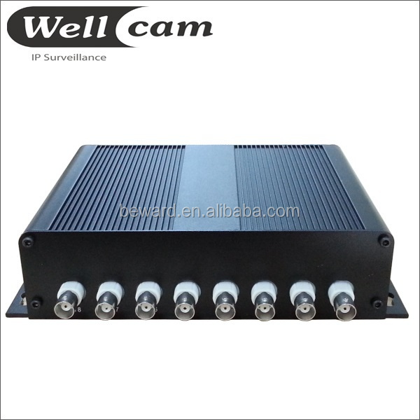CCTV Video Encoder Sever,Encoder Modulator With Vga Input,Convert Analog Signal To digital