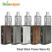 Brosvapor Stock Offer electronic cigarette 40W Eleaf iStick Power NANO Kit