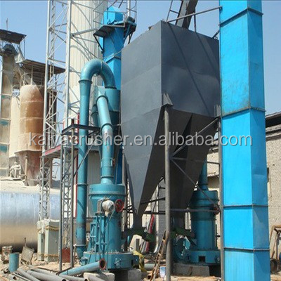 mini plaster of paris production line plant