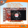 AMD FirePro W600 2GB GDDR5 PCIE3.0 6xmini display ports Multi Displays graphics Card
