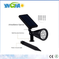 lithium battery 5v the third Generation vision LED solar spotlights 2W