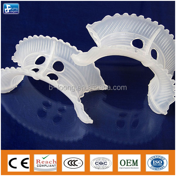 plastic Super Saddle Ring for copper refining