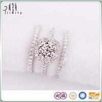 2-years repair promise diamond ring mountings