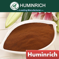 Huminrich High Utilization Boosts Seed Germination Potassium Humic Acid And Fulvic Acid Bais Micronutrient Fertilizer