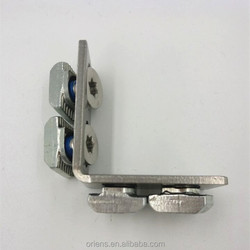 galvanized different colors and sizes metal flat bracket