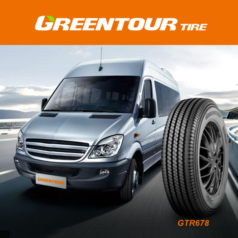 GTR 678 hot sale radial SUV & light truck discount tires
