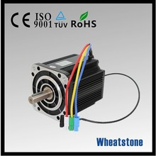 5kw dc electric brushless fan motor for air conditioner