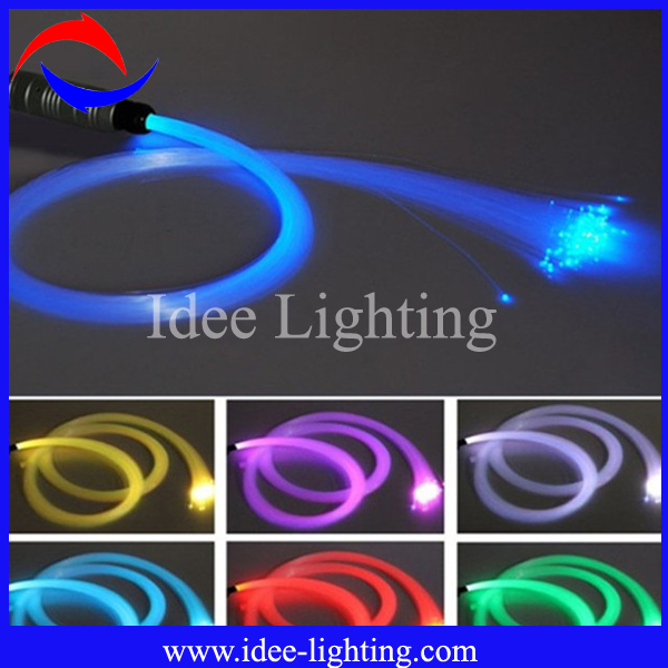12VDC 3W fiber optic light kit for Car Roof Lighting