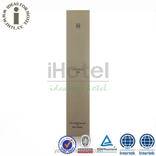 Disposable Travel Toothbrush for Hotel High Quality Hotel Amenities