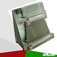 PF-ML-DR-1V PERFORNI continuous working dough 50-500g/pc pizza press machine specialize in making pizza