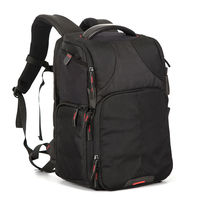 Professional Full-functioned Waterproof camera case and Durable DSLR Camera, Lens & Accessories Carrying Backpack Case