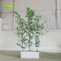 GNW BAM160928 High quality indoor home decorative artificial bamboo