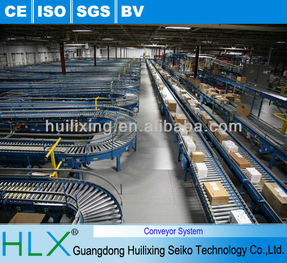 Conveyor system,powered roller,unpowered,galvanized,steel,rubber