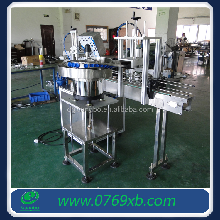 Automatic Capping Machine For Production Line Nozzle Pump Head Capping