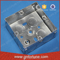China wall mounted electric metal box manufacturer