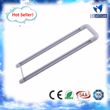Factory price T8 bending LED tube led tube t8 6500k 20w with CE Rohs UL approval