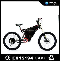 motorcycle!48v 1500w powerful electric fully bike with carbon frame
