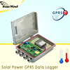 Solar Power GPRS Data Logger Water Tank Monitoring System,Water Telemetry