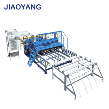 Full Automatic Reinforced Concrete Mesh Welding Machine