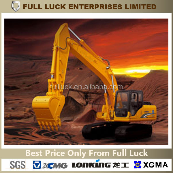 21.8 TON EXCAVATOR FOR SALE CHEAP