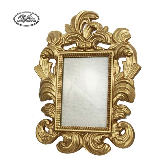 New Style antique gold ornate picture frame