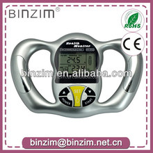 electric hottest sales digital mini handybody fat caliper with lcd display