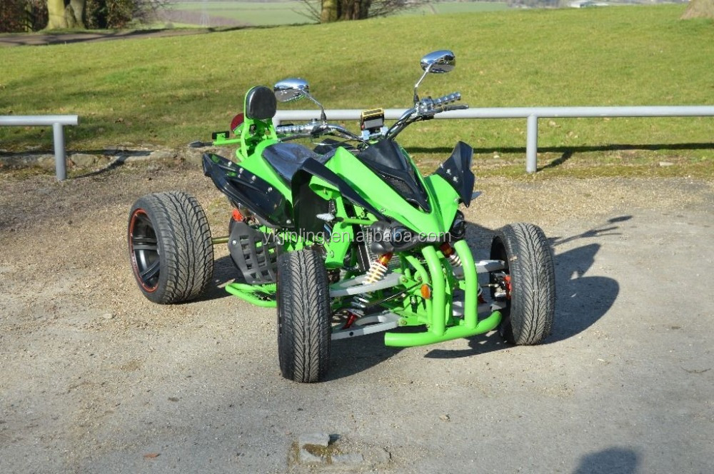 2015 New 250CC Quad for Adults EEC Road Legal ATV