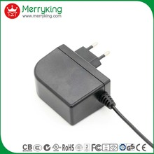 Merryking AC DC power supply 12V 2A for laptop power adapter