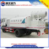 Cheap Alibaba Fog Cannon misty sprayer trucks 80000Liters Water Tank Truck