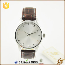water resistant sissores shape hands stainless wrist watch with simple face