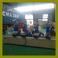 China Better automatic drilling machine for curtain wall and Aluminum window door
