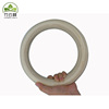 wooden powerful sport ring gym ring gymnastics wooden ring