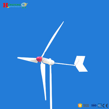 2KW small wind generator energy wind turbine residential AC On Grid/off grid High Performance Wind power system