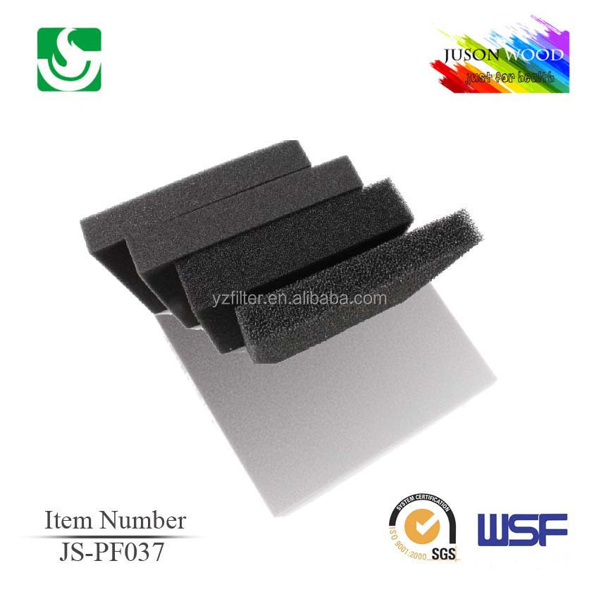JS-PF037 good quality best price polyester pre-filter