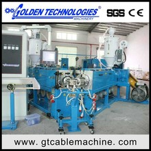 Wire Cable Insulation Extruder Machine