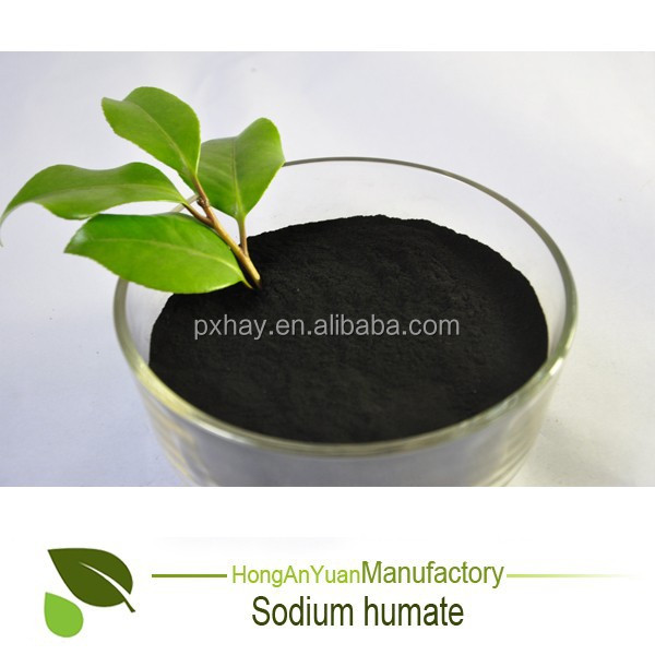 Pingxiang HAY fertilizer manufacotry high purity Sodium Humate