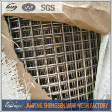 1/4 inch galvanized/ 1x1 stainless steel / epoxy coated welded wire mesh for selling