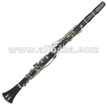 A Clarinet Albert system Jazz Folk Greek Turkish Grenadilla wood clarinet