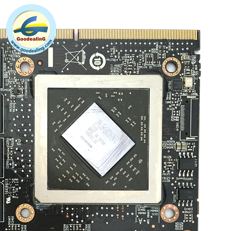 "New parts hot sale Computer Video card For Apple iMac 27"" 2009 A1312 MD063LL/A HD6970M 2G"