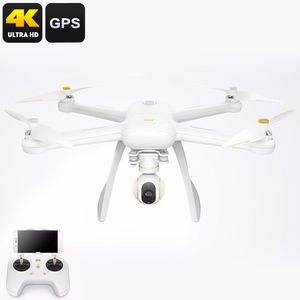 Xiaomi Drone Mi 4K Drone WIFI FPV Quadcopter With 4K Version 30fps HD Camera 3-Axis Gimbal GPS App RC Xiaomi 4K Drone battery