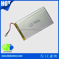 5V 307290 lithium ion polymer battery rechargeable batteries 2200mAh