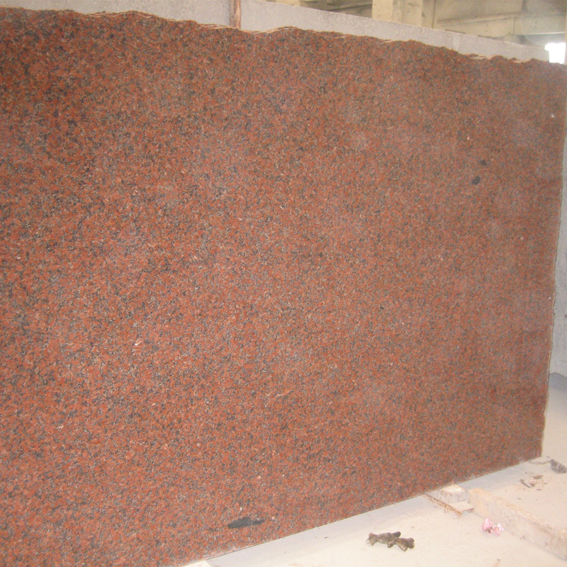 Maple Leaf Red Outdoor And Indoor G562 Granite Slab
