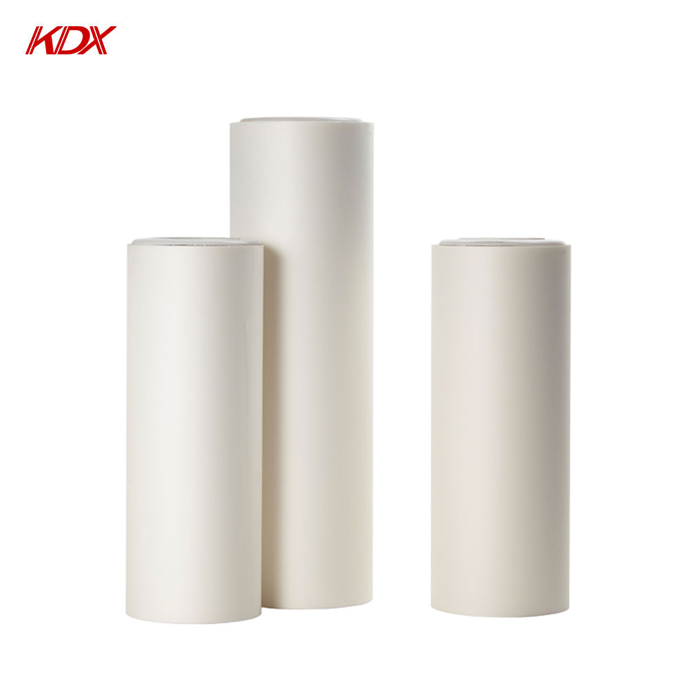 Classic Matte 30 Micron Laminating Film Clear EVA PET Film Roll