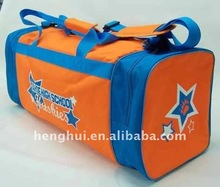 Fashion custom cheap sports duffel bag